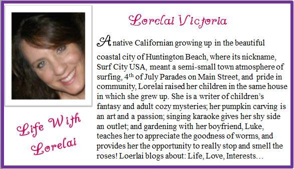 Lorelai - Blog Bio 2