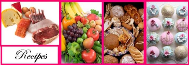 Tasty Recipes Header
