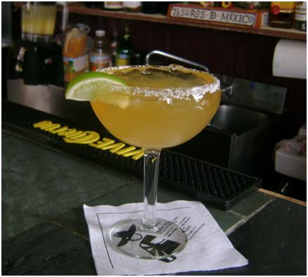 B Is For… Bring Me A Cadillac Margarita!