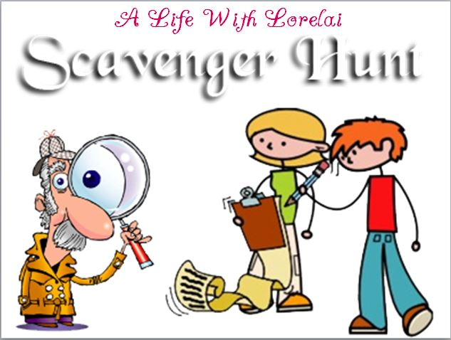 A Life With Lorelai Scavenger Hunt