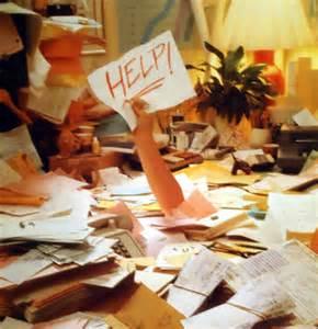Help - Paperwork Mound