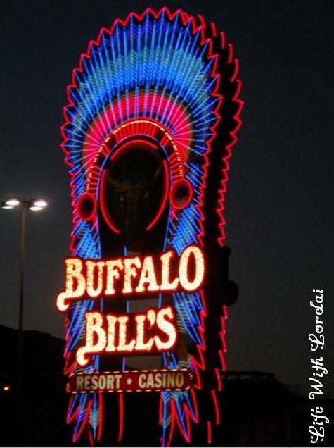 Buffalo Bill's - Primm, Nevada