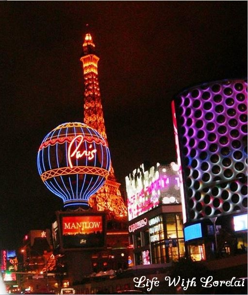 Paris Hotel and Casino - Las Vegas Strip