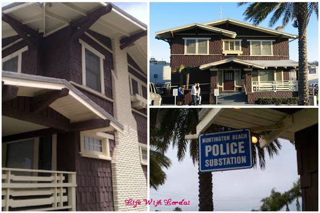 The Shank House - Huntington Beach Police Substation