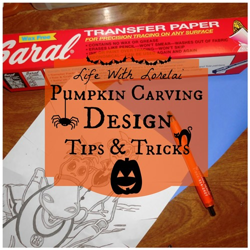 Pumpkin Carving Designs Tips and Tricks - Life With Lorelai