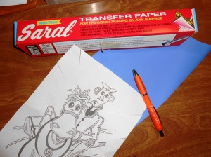 Saral Transfer Paper | Life With Lorelai