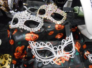 Sugar Plum Boutique 2013 - 9 - Crystal Masquerade Masks