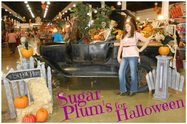 Sugar Plum's for Halloween 750x500