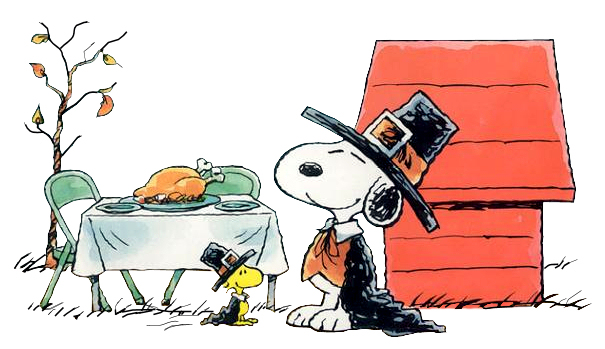 "Snoopy Thanksgiving Dinner "" Life With Lorelai"
