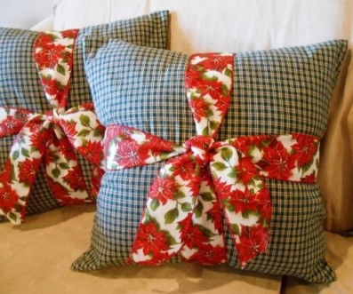 Christmas Pillow Covers | Life With Lorelai