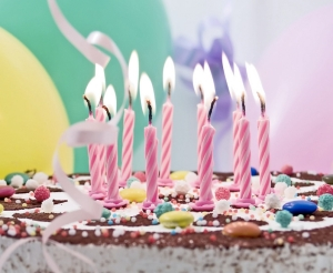 birthday candles - Llife With Lorelai