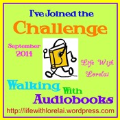Walking With Audiobooks Challenge