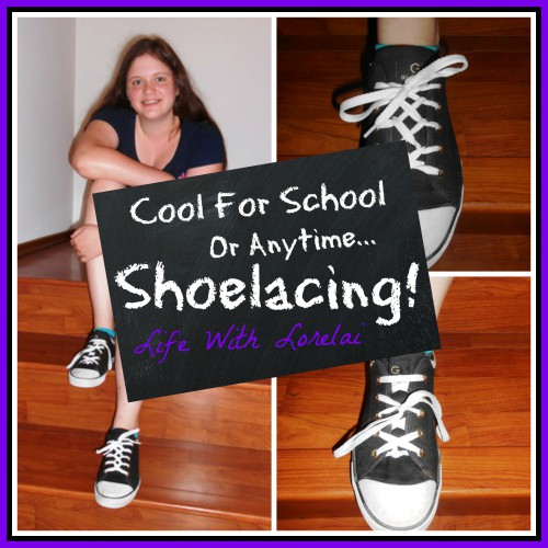 Shoelacing - Life With Lorleai